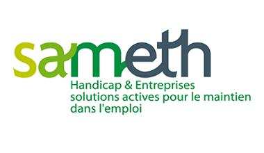 Logo Sameth 45